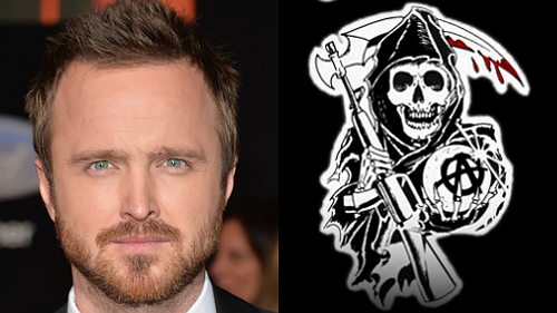 Aaron Paul Sons of Anarchy