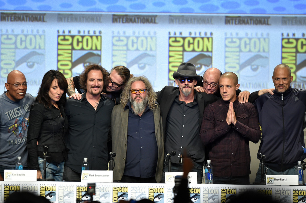 Sons of Anarchy Panel al SDCC