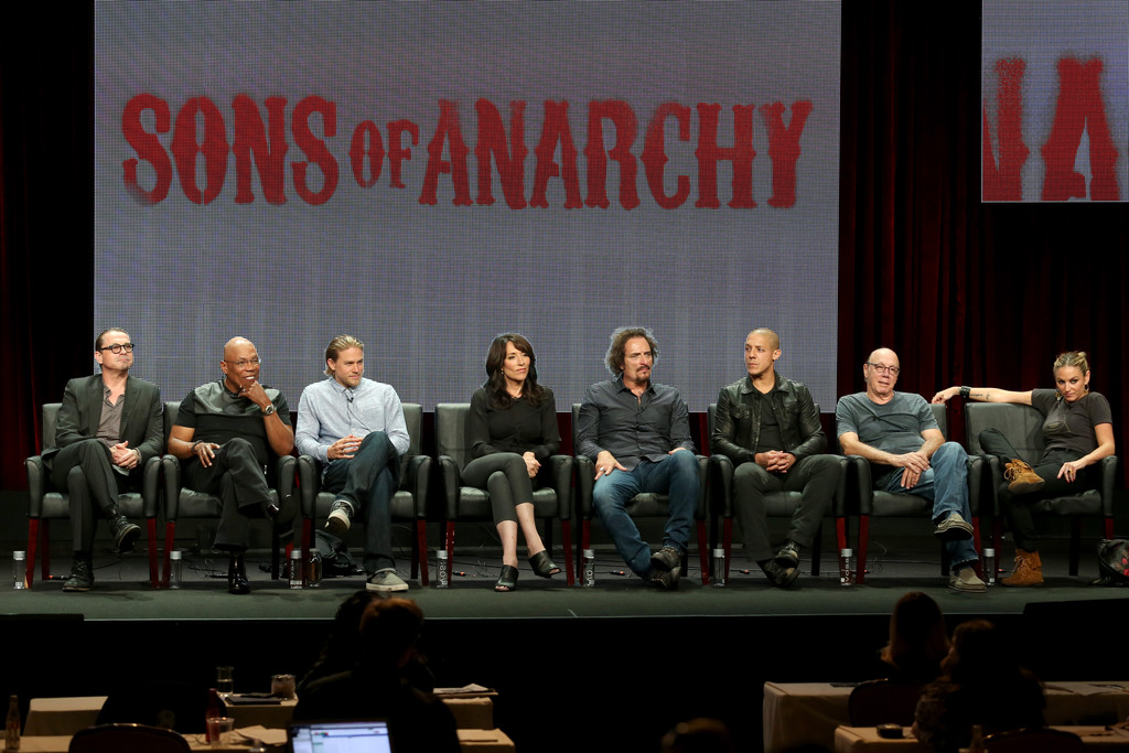 Sons of Anarchy - Panel al Summer TCA 2014
