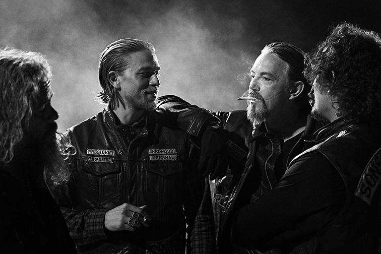 Sons of Anarchy: Foto Promozionali Stagione 7