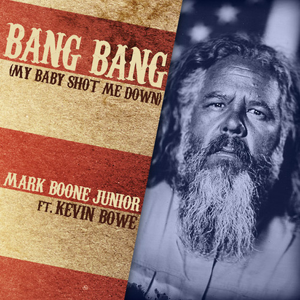 Mark Boone Jr Cover Bang Bang