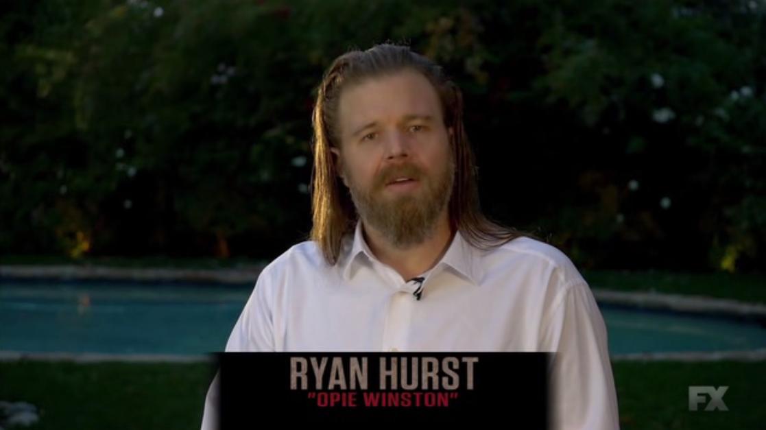 Ryan Hurst Anarchy Afterword