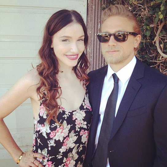 Charlie-Hunnam-Girlfriend-Morgana-McNelis