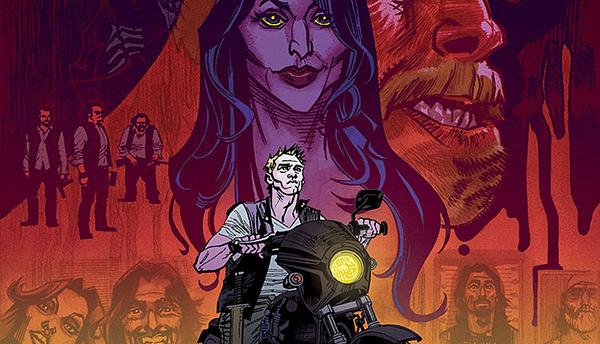 """In arrivo """"Redwood Original"""": il fumetto prequel di Sons of Anarchy"""
