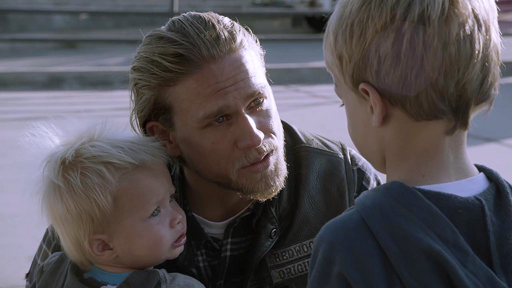 Kurt Sutter 4 capitoli Sons of Anarchy