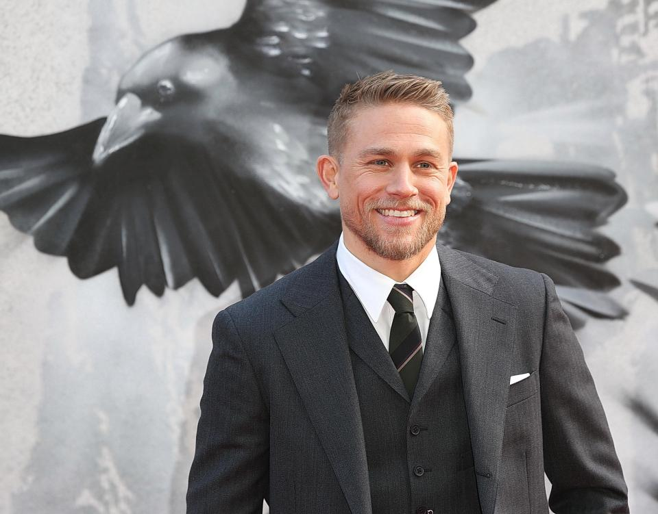 charlie hunnam game of thrones