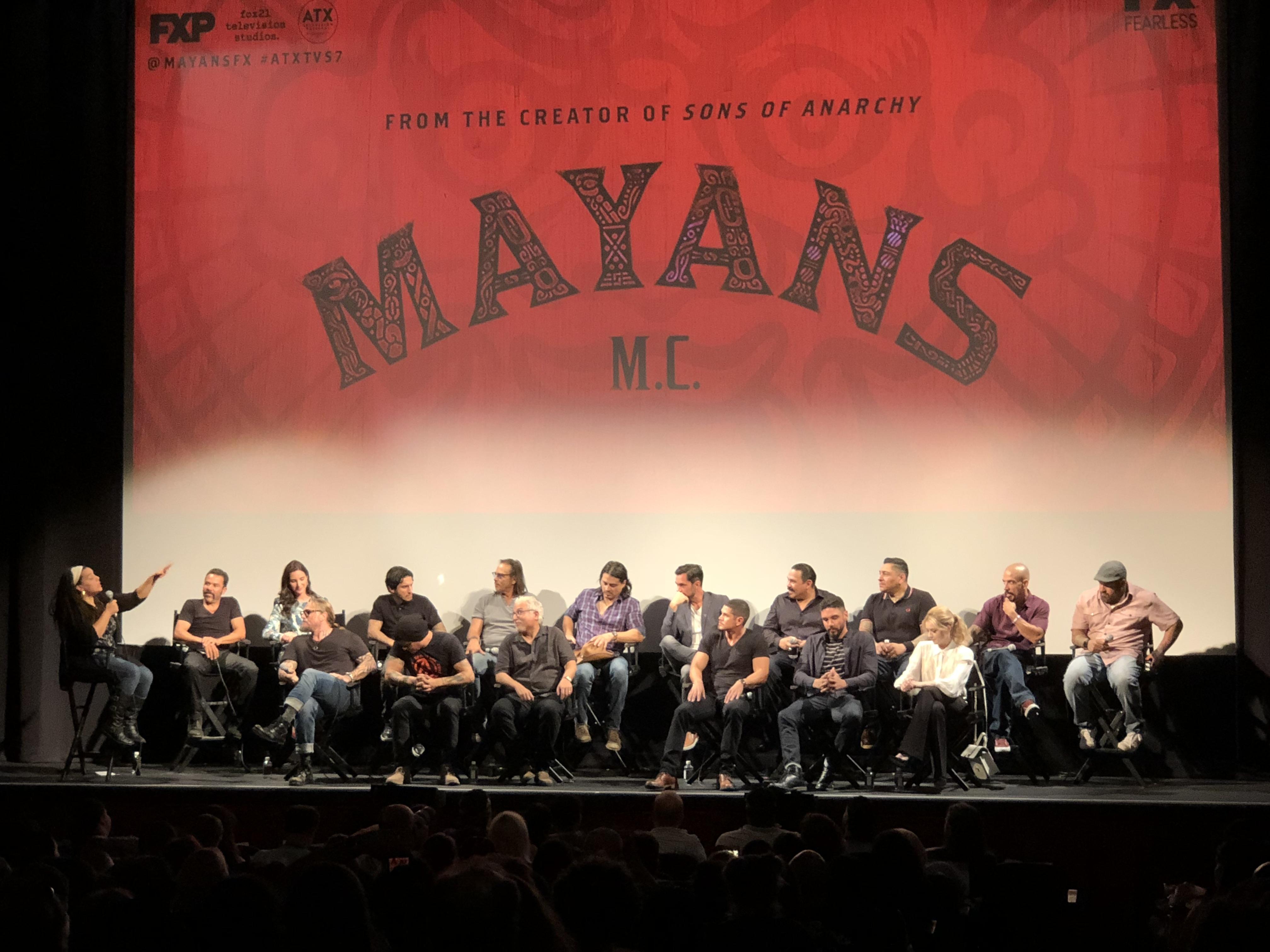 MAYANS MC: Kurt Sutter parla dello spinoff di SOA
