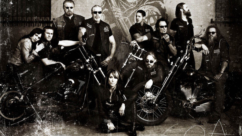 Sons of Anarchy S4