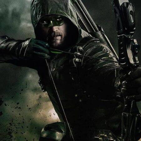 Charlie Hunnam Green Arrow Fanart