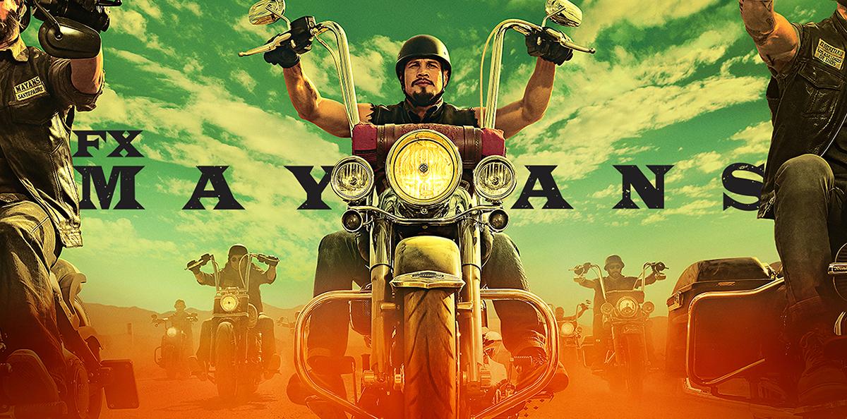 La terza stagione di Mayans M.C. su FOX da venerdì 7 Maggio